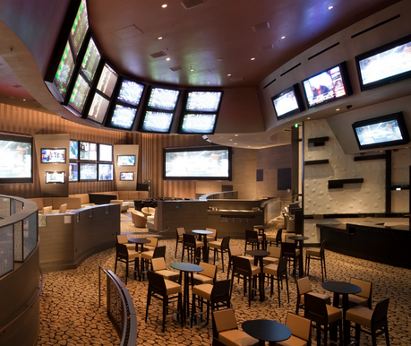 Vegas Sportsbook Review: The Aria