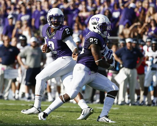 Need TCU Horned Frogs Football Tickets TicketCity offers 100 moneyback guarantee uptodate prices amp event information Over 1 million customers served since 1990!