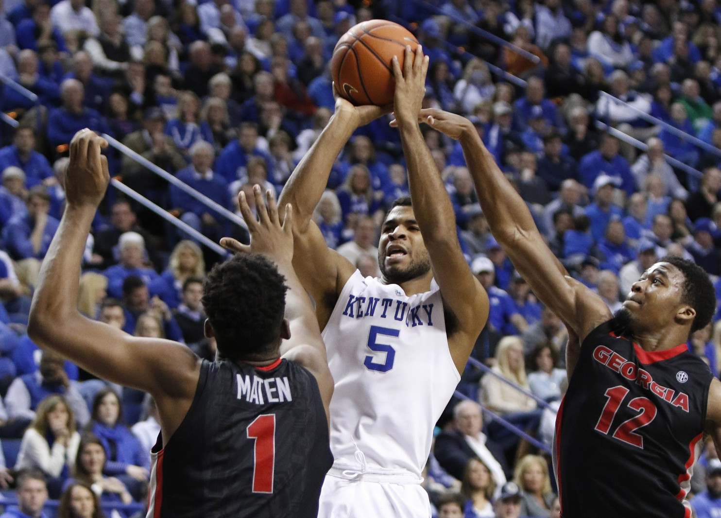 The Undefeated Kentucky Wildcats: Can Kentucky Remain Undefeated?