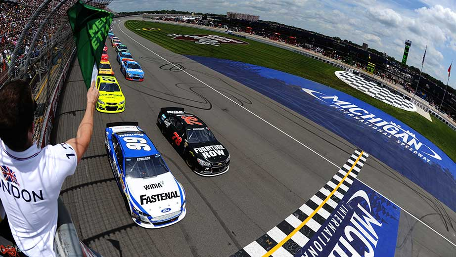Chevrolet Heavily Favored to Win Quicken Loans 400 in Michigan