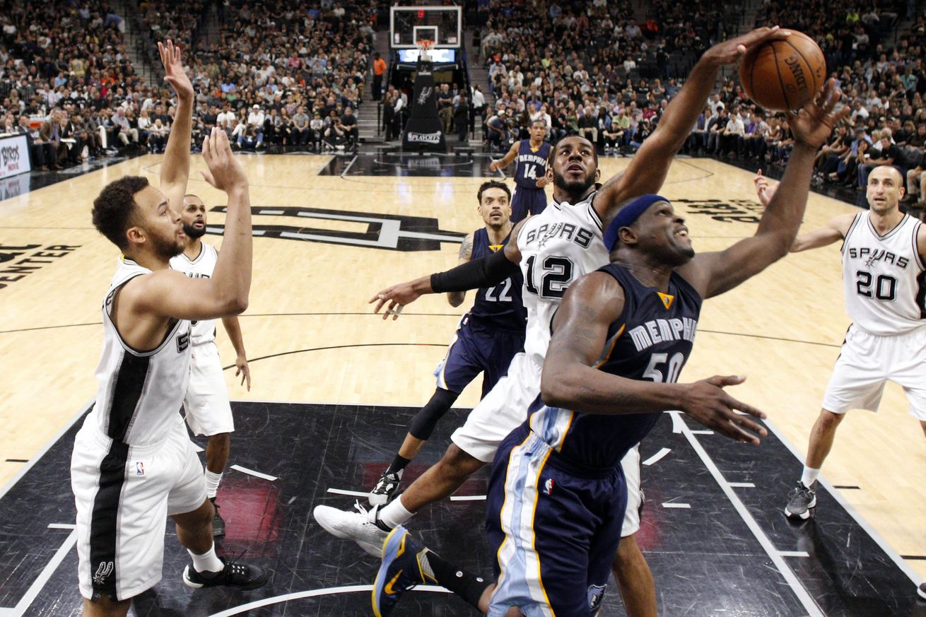 Preview: Spurs vs Grizzlies Game 3 By the Numbers   Sportsbook Advisor