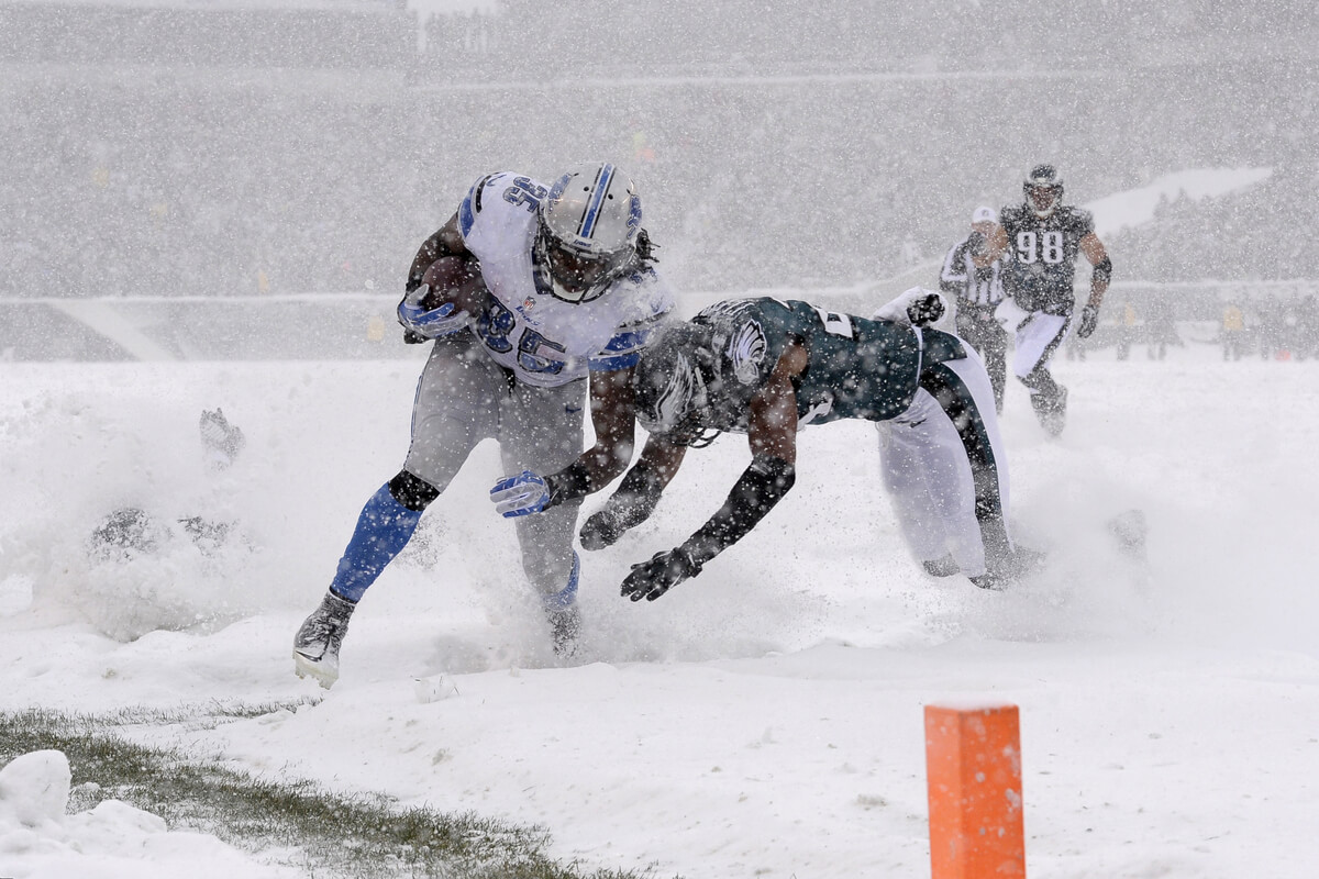 December and January Mean Bad Weather for NFL Games | Sportsbook Advisor