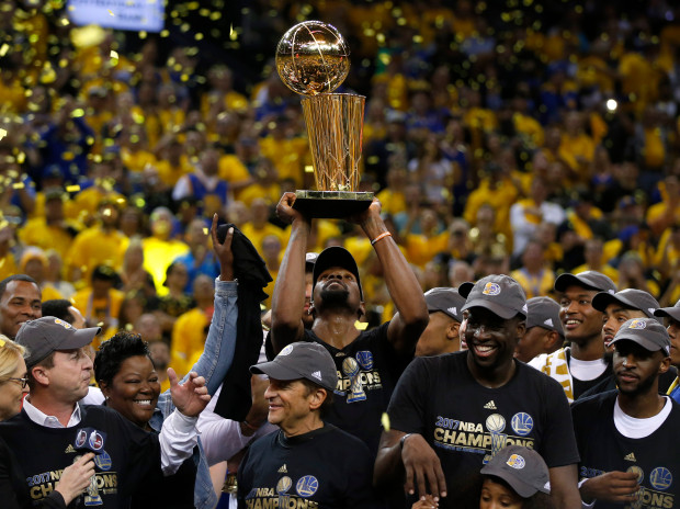 Golden State Favored to win 2018 NBA Title | Sportsbook ...