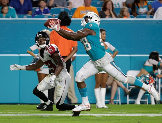 Dolphins offense could see a spark on the road at Atlanta