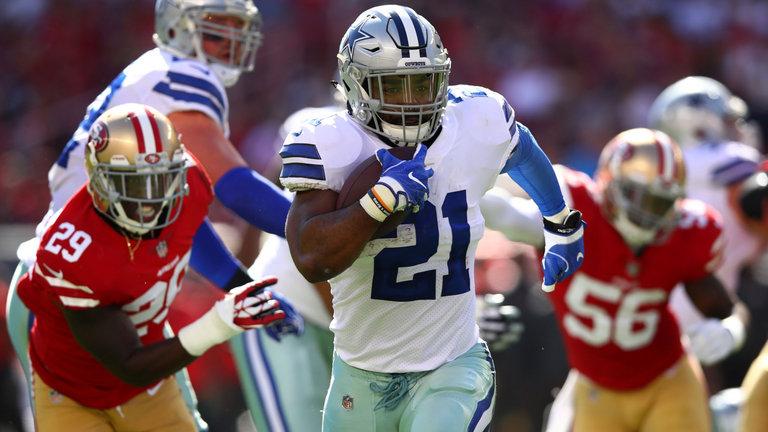 Elltiott Faces six-game suspension, but will NFLPA appeal?