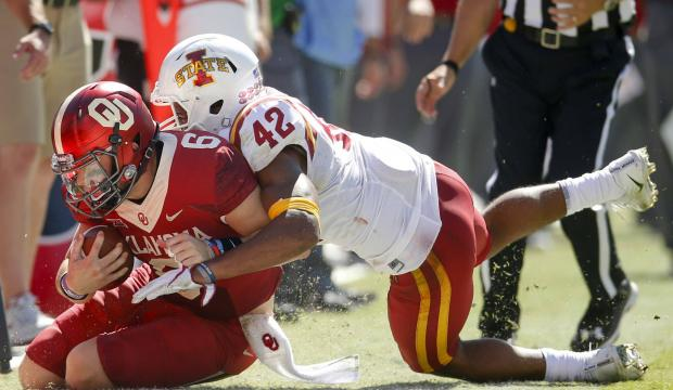 Iowa State hurt Oklahoma's National Title hopes