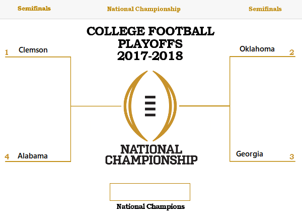 Alabama Favored To Win College Football Playoff Sportsbook Advisor