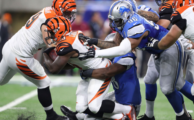 free pick Bengals Lions