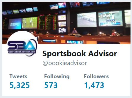 sportsbook advisor on twitter
