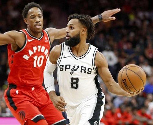 Raptors vs. Spurs free pick