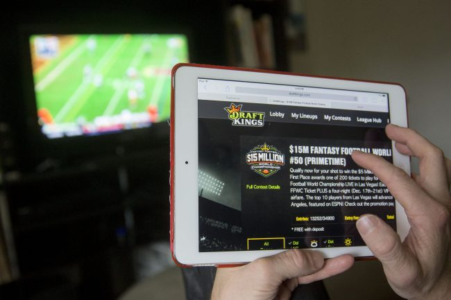 Draftkings image, all right reserved. News story.