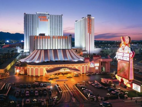 Circus Circus casino in lasvegas