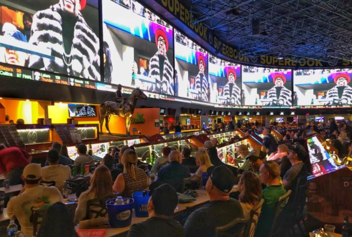 sportsbook betting report 2018