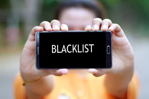 sportsbook blacklist