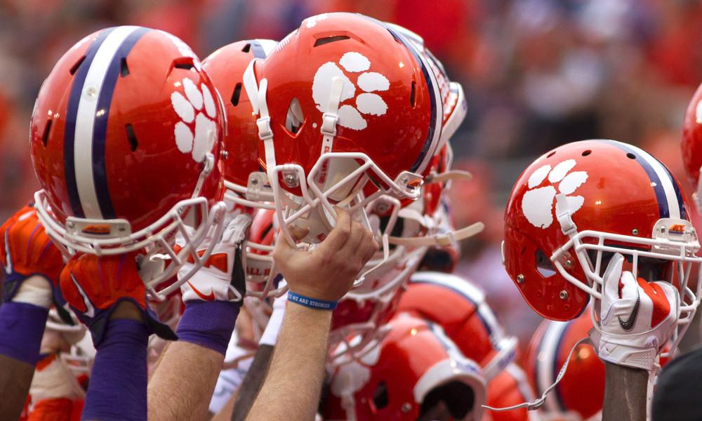 clemson odds to win 2018 NCAA football championship