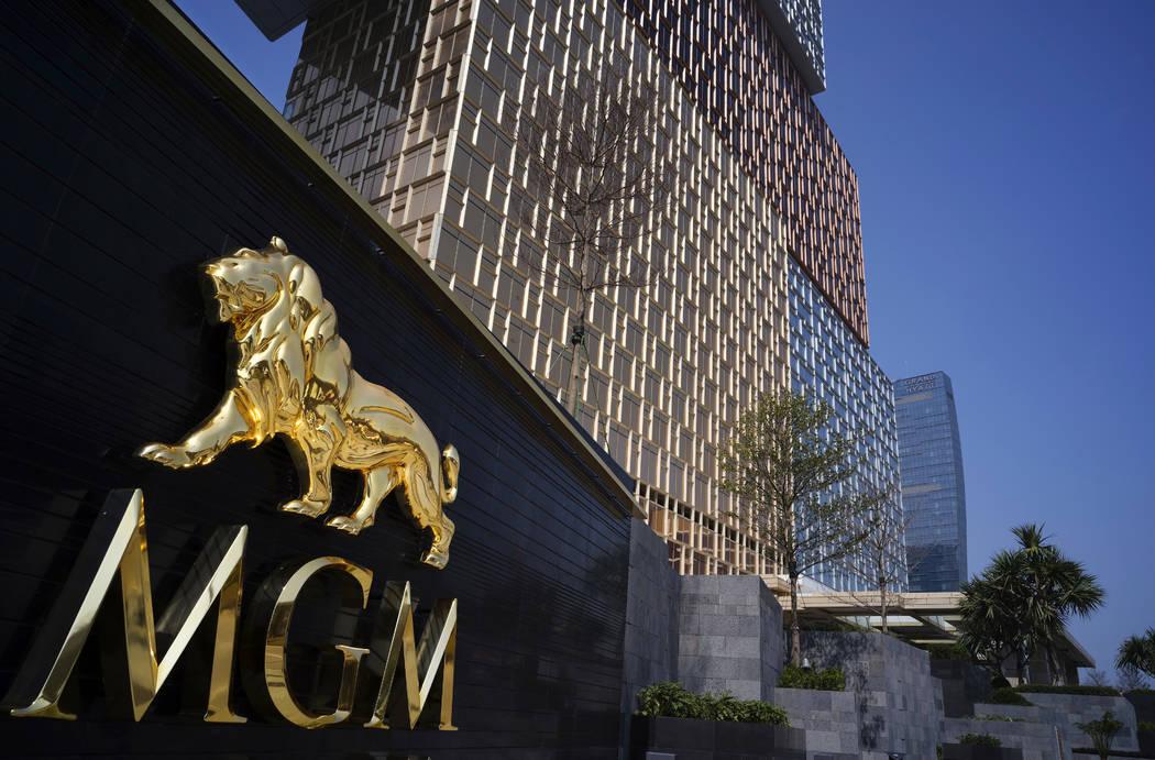 MGM and NBA strike deal