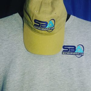 free shirt and hat from SBA