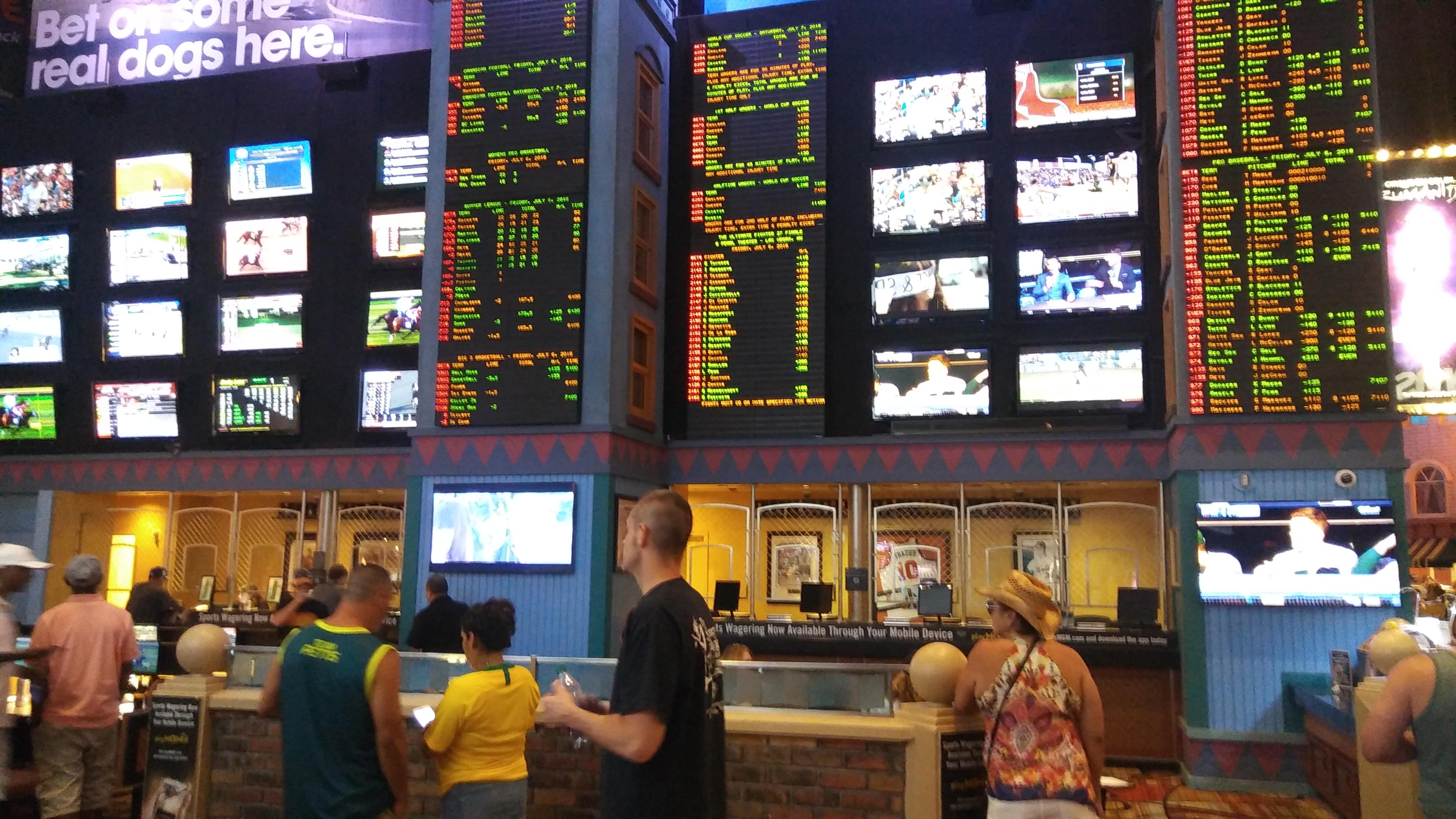 vegas sportsbook - college football betting odds