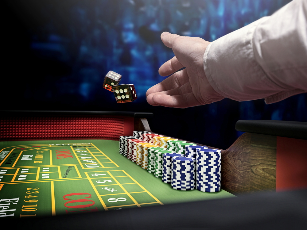 how to play craps 2018
