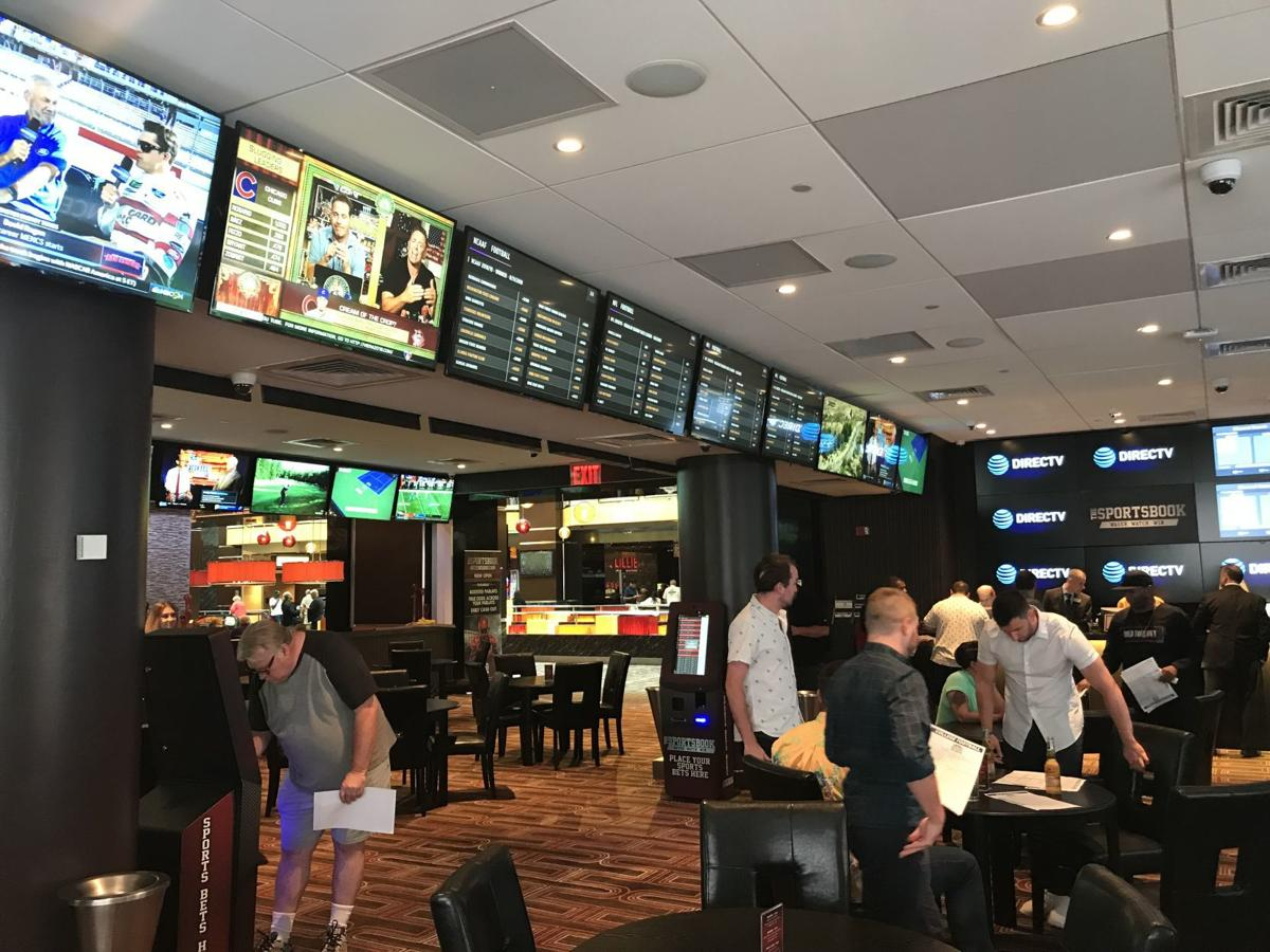 sportsbook report