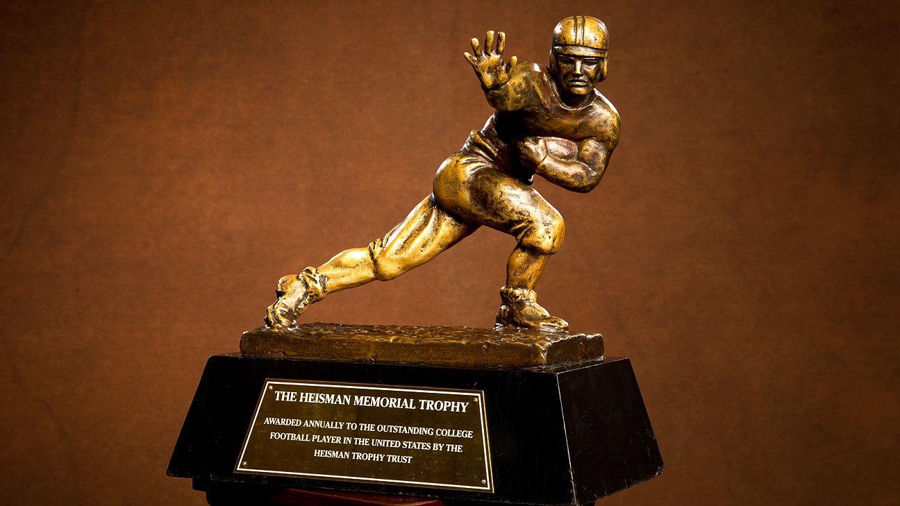 Heisman Trophy 2018