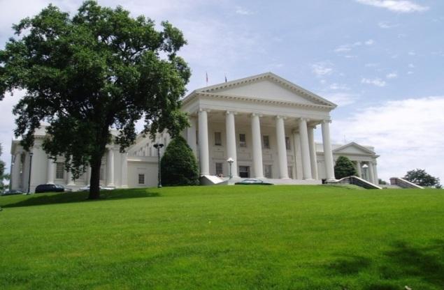 Virginia sports betting law