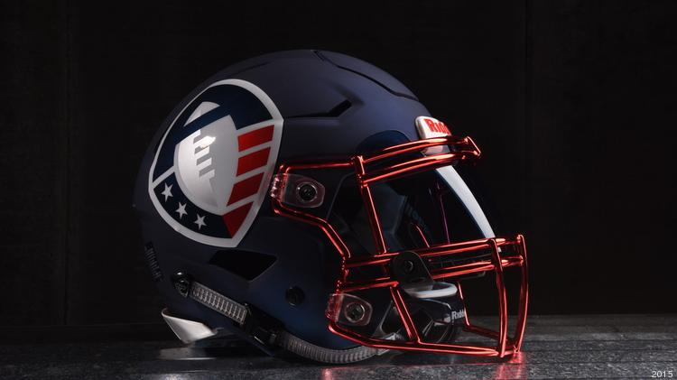 AAF Football Helmet Odds