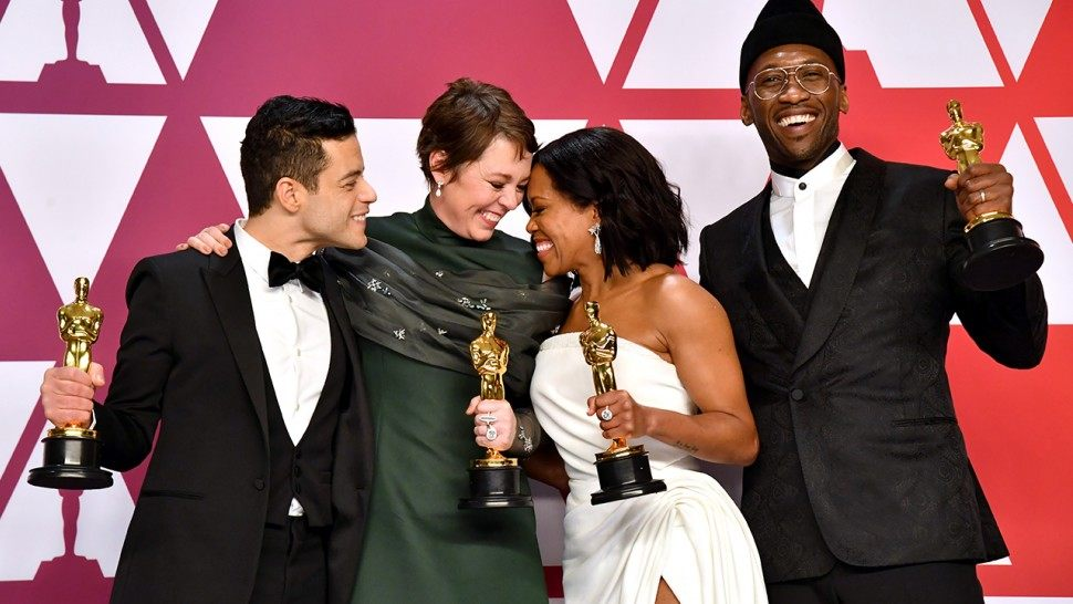 oscars so gay, oscars so black