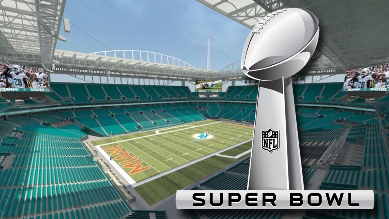 Super Bowl 54 betting odds