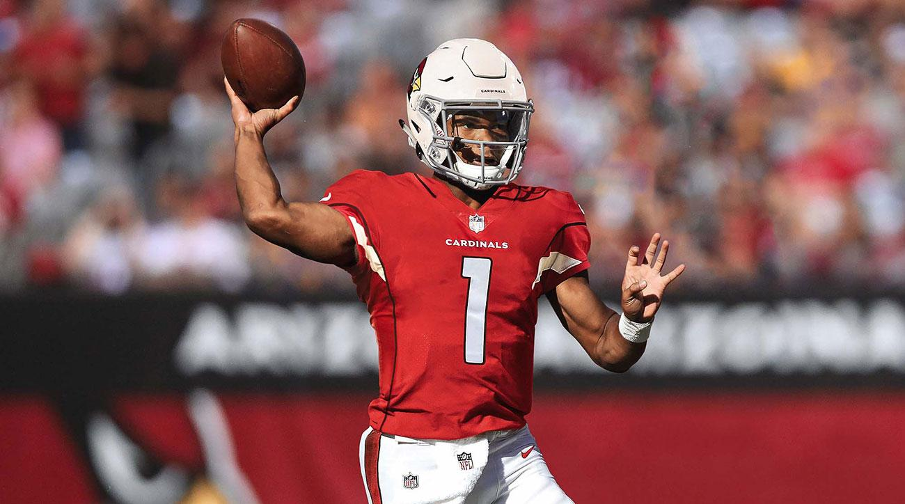 Kyler Murray ROY odds