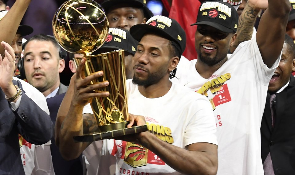2020 NBA championship odds