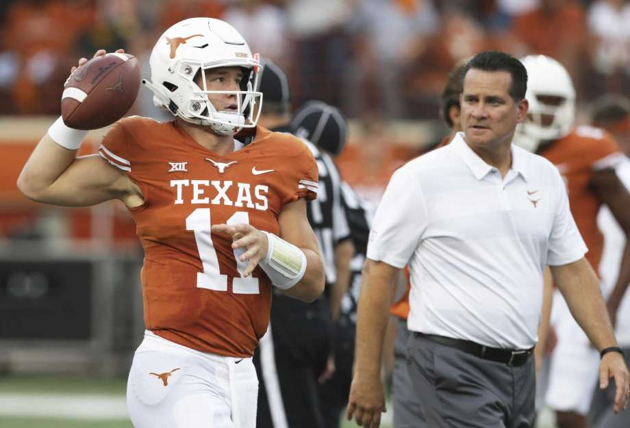 Texas football preview