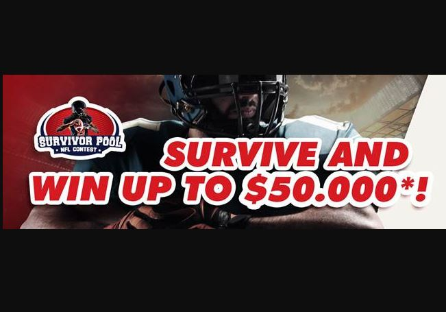 NFL survivor contest 2019