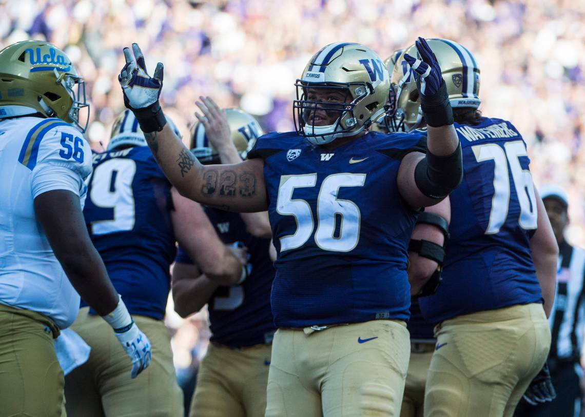 Washington Huskies 2019 preview football
