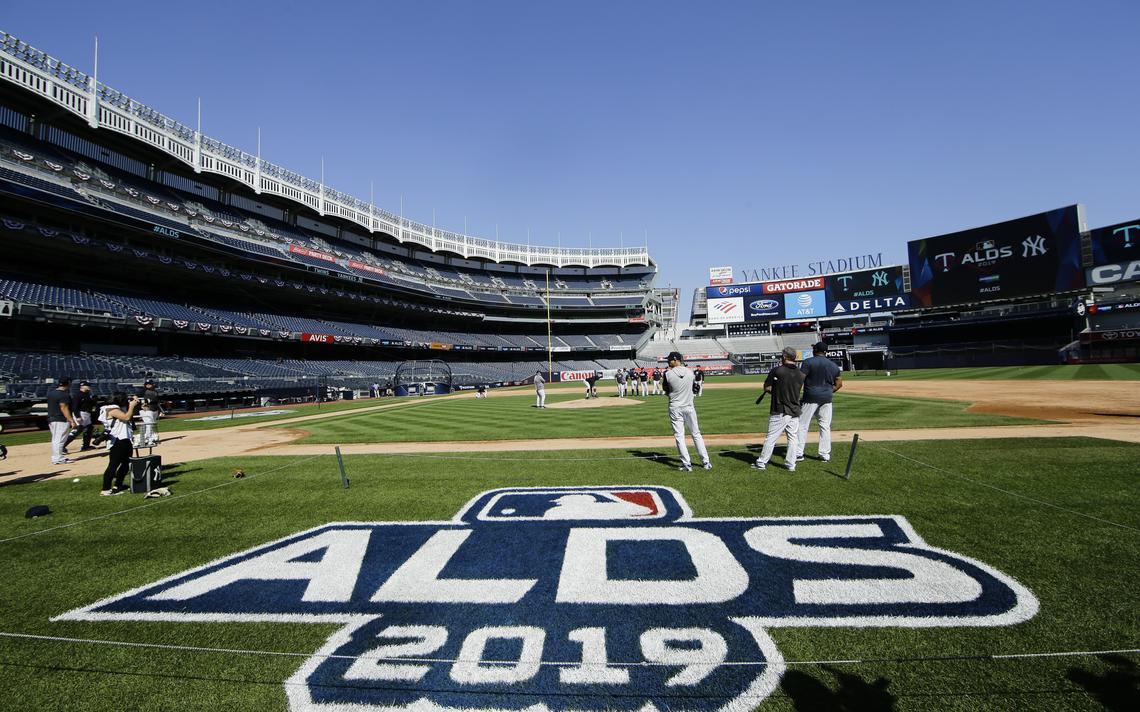 MLB divisional series odds 2019