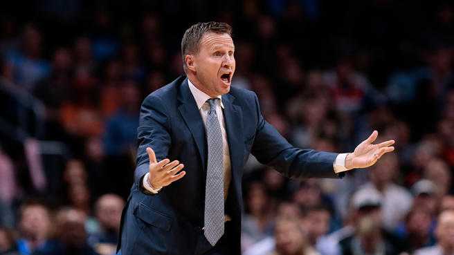 NBA coach to be fired first odds