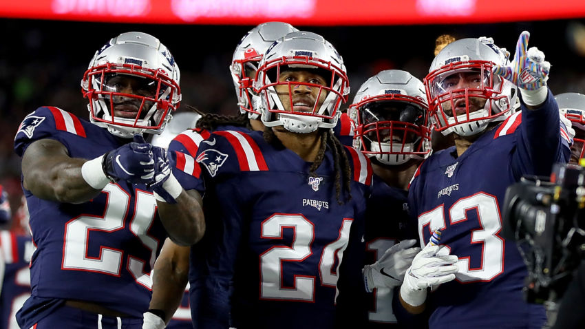 Patriots heavy favorites to win Super Bowl after week 7