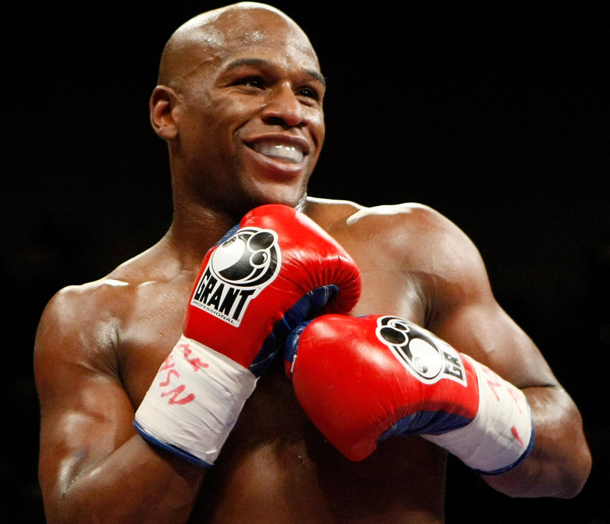 Floyd mayweather next fight odds 2019