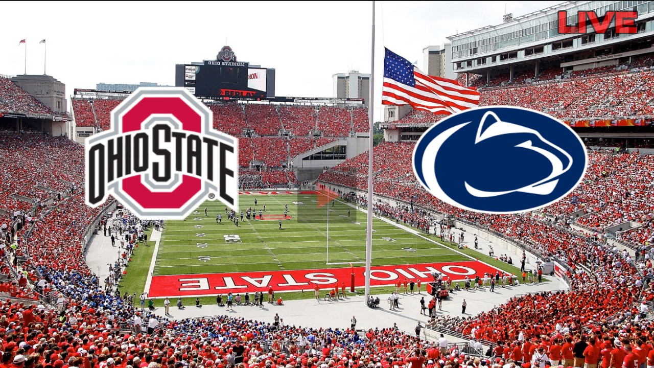 Penn State vs Ohio State point spread public betting numbers