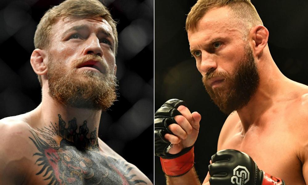 McGregor return to UFC