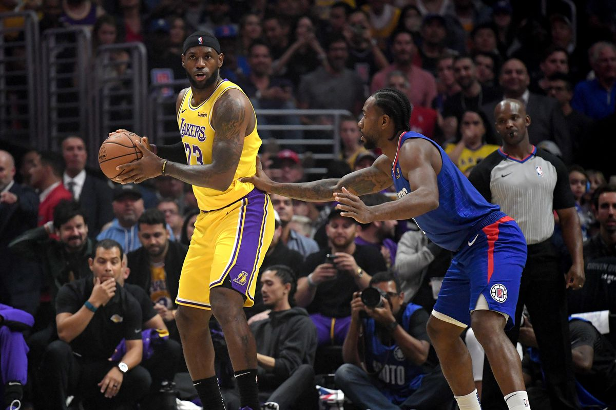 Christmas day rematch Lakers vs Clippers