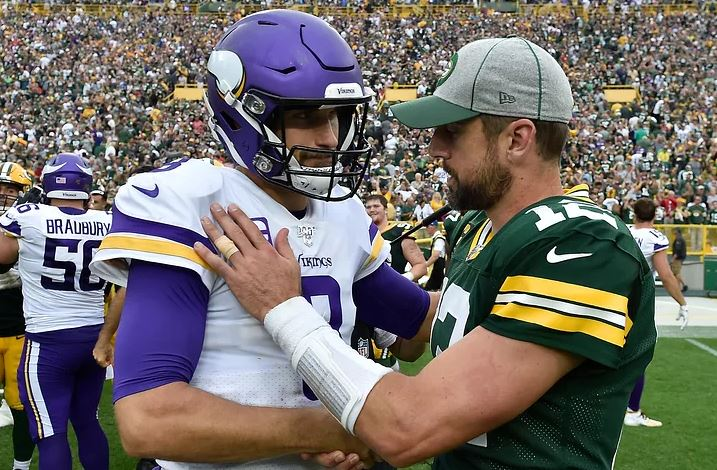 Packers and Vikings face off tonight for division
