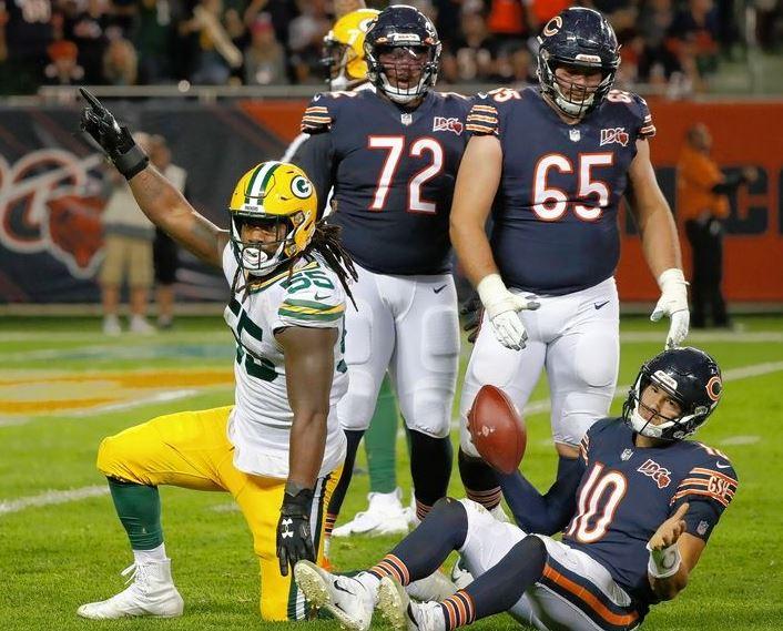 Packers vs Bears Free Pick