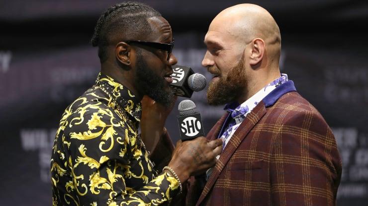 Wilder vs Fury rematch odds