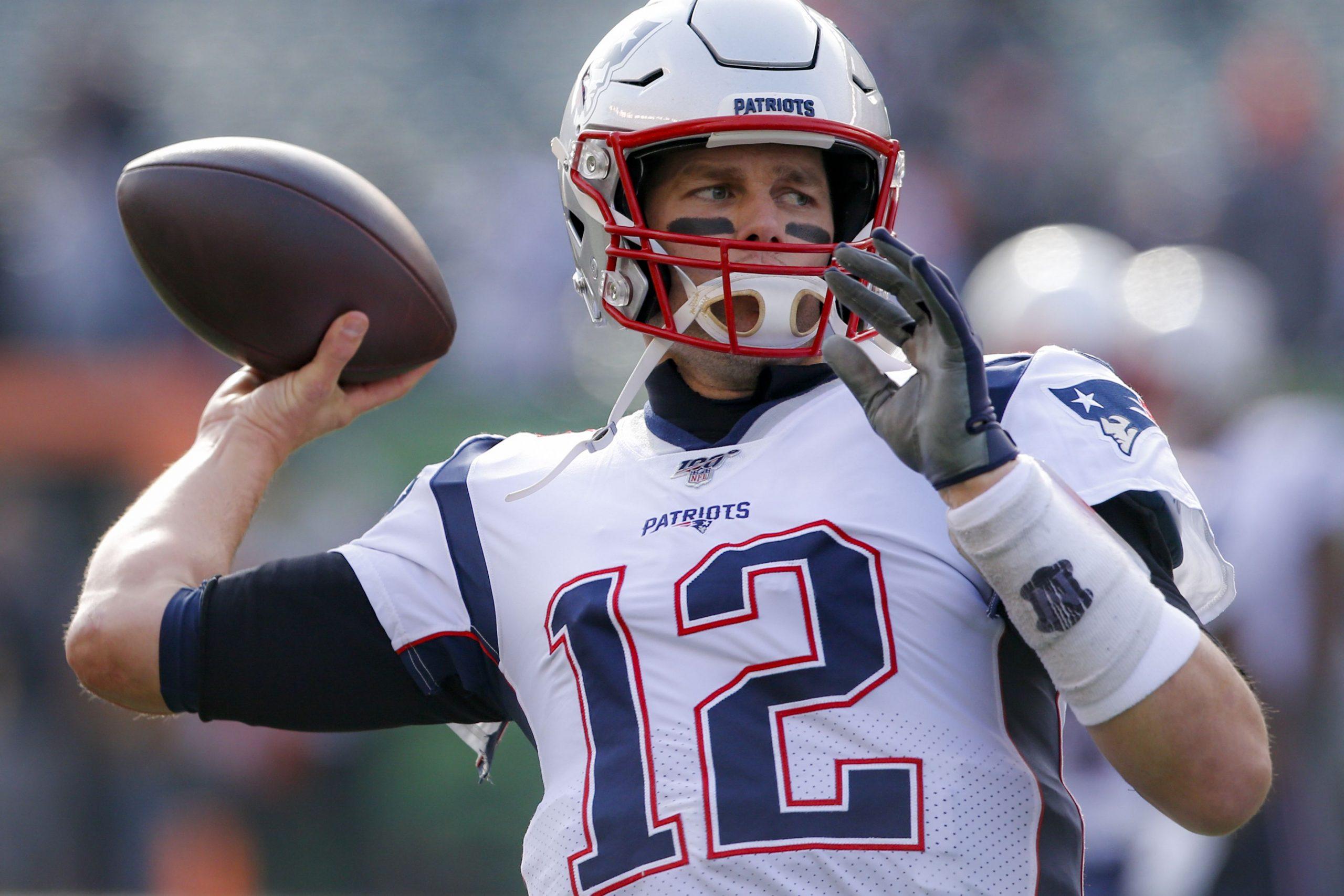 Tom Brady Odds