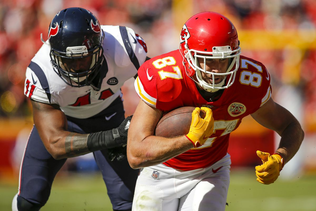 Chiefs vs Texans NFL PLayoffs