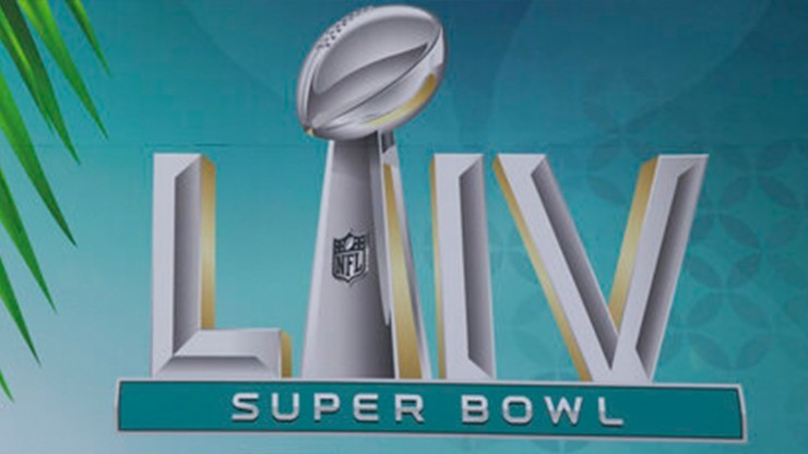 Super Bowl 54 opening line