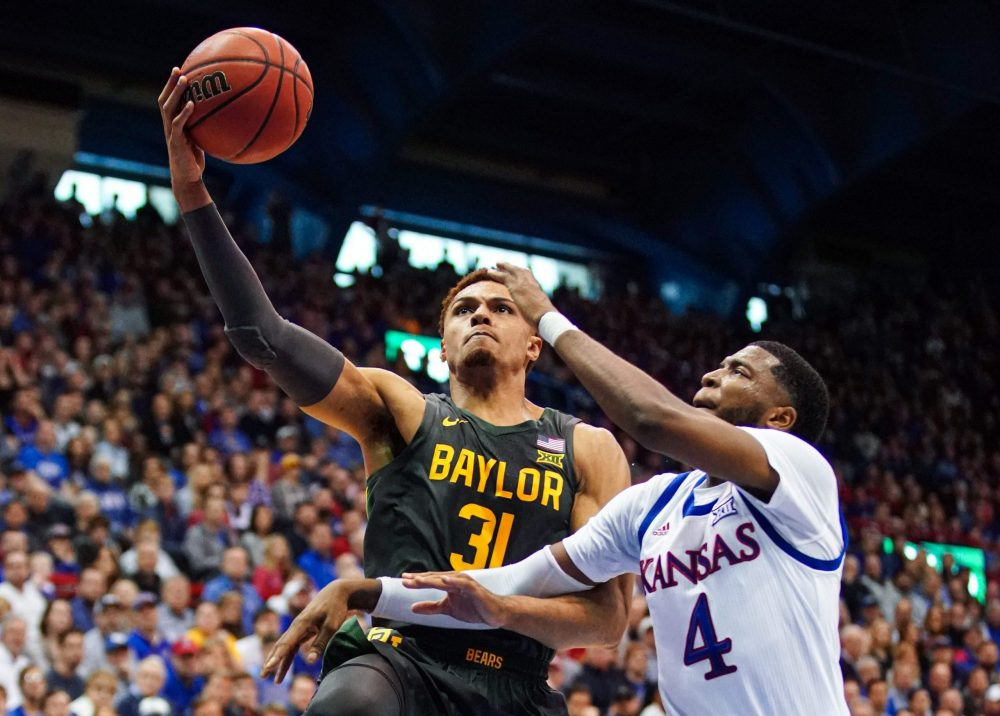 Kansas at Baylor free pick