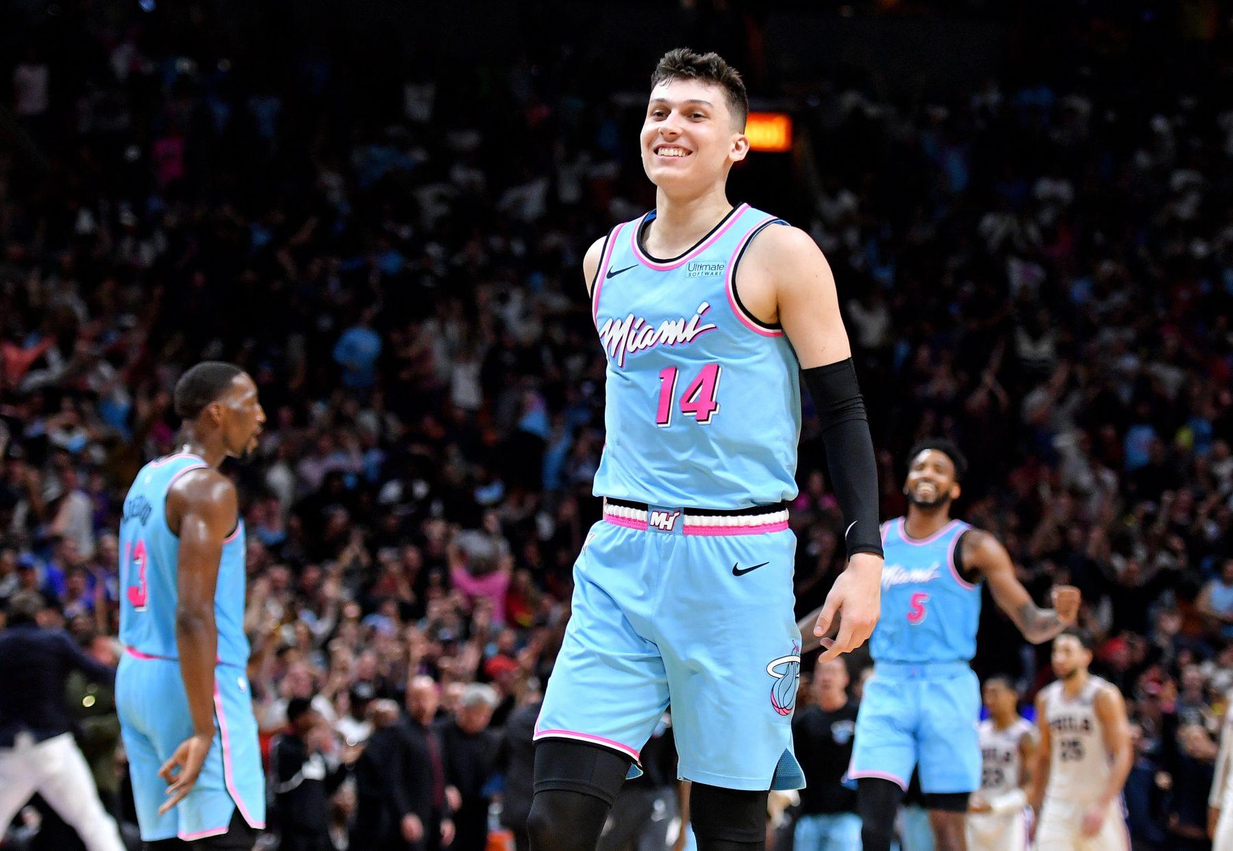 New Miami Heat Odds