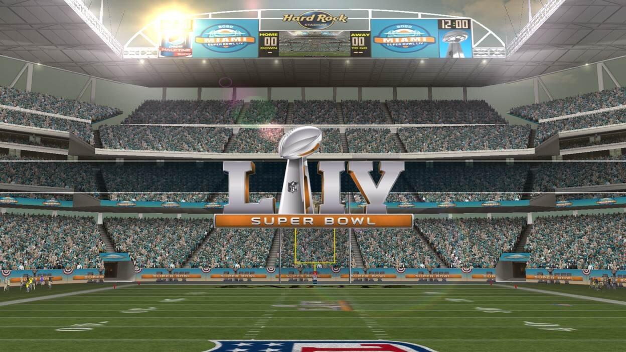 Super Bowl 54 Lines